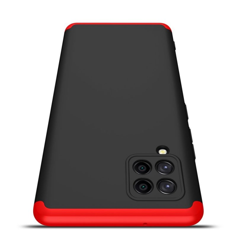 Ochranný Full Body kryt na Samsung Galaxy A42 Black-Red