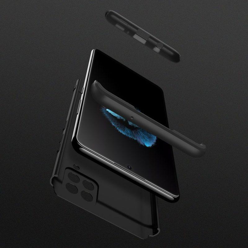 Ochranný Full Body kryt na Samsung Galaxy A42 Čierny