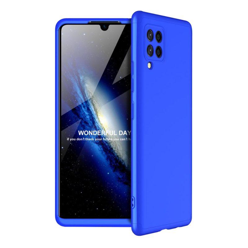 Ochranný Full Body kryt na Samsung Galaxy A42 Modrý
