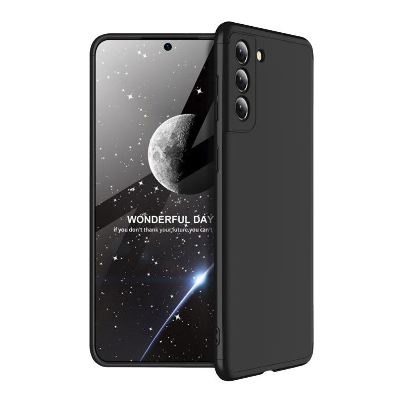Ochranný kryt na Samsung Galaxy S21 Čierny