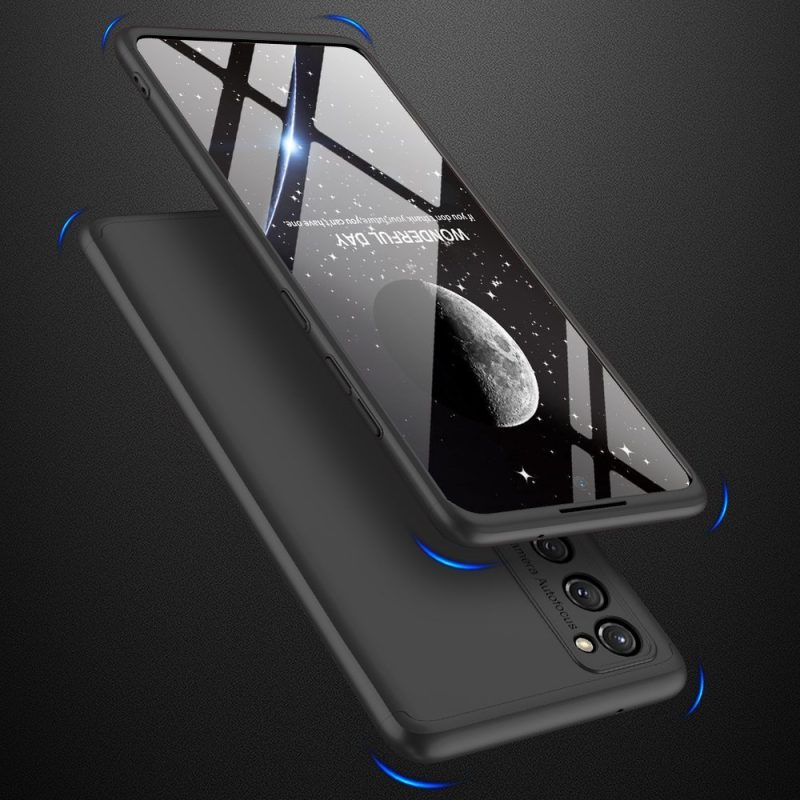 Odolný Full Body kryt na Samsung Galaxy S20 FE Čierny