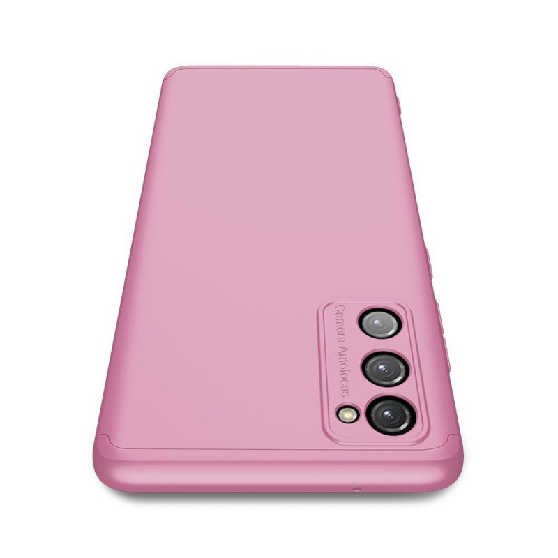 Odolný Full Body kryt na Samsung Galaxy S20 FE Ružový