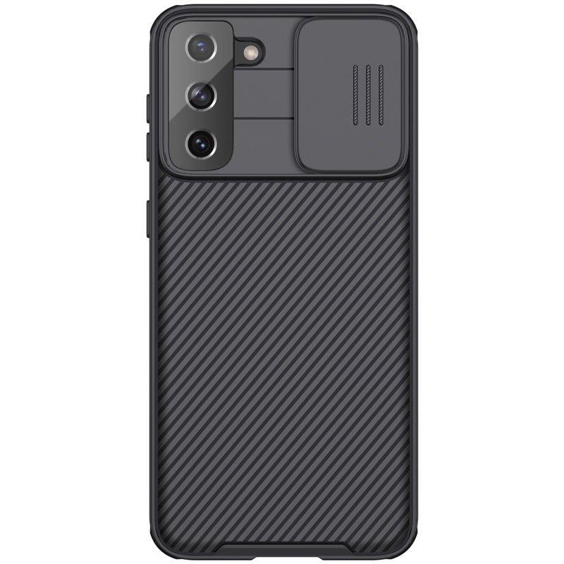 Odolný kryt na Samsung Galaxy S21 Plus Čierny