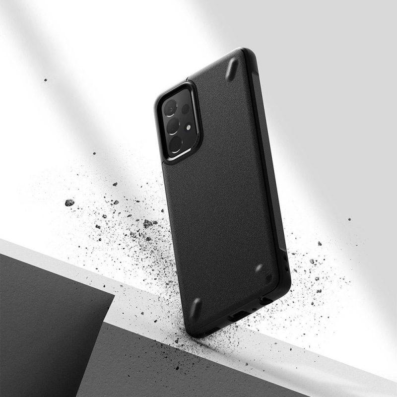 Onyx Durable kryt na Samsung Galaxy A72 Čierny