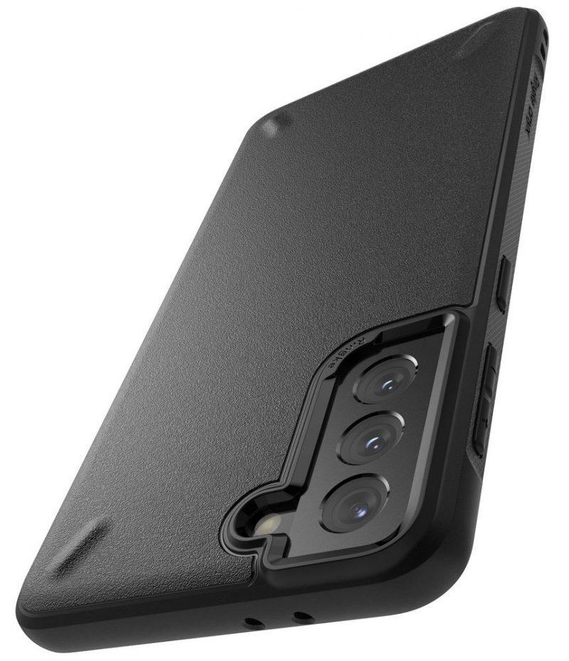 Onyx Durable kryt na Samsung Galaxy S21 Plus Čierny