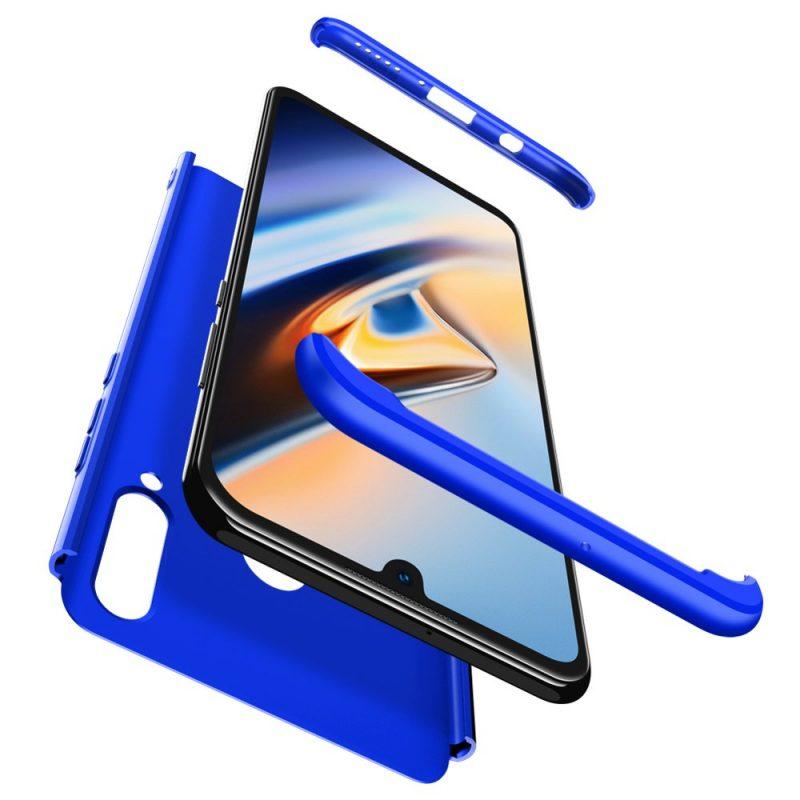 Plastový kryt na Huawei P30 Lite Celotelový Modrý