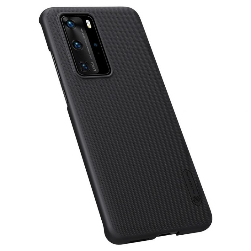 Plastový kryt na Huawei P40 Pro Black