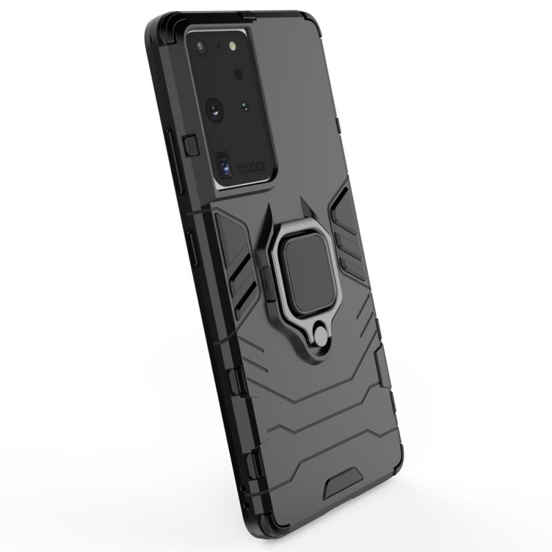 Ring Armor Kryt na Samsung Galaxy S21 Ultra Black