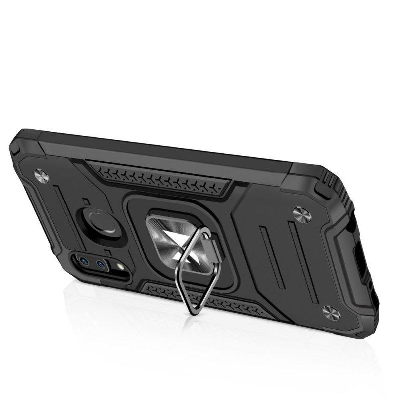 Ring Armor kryt na Samsung Galaxy A20e Čierny