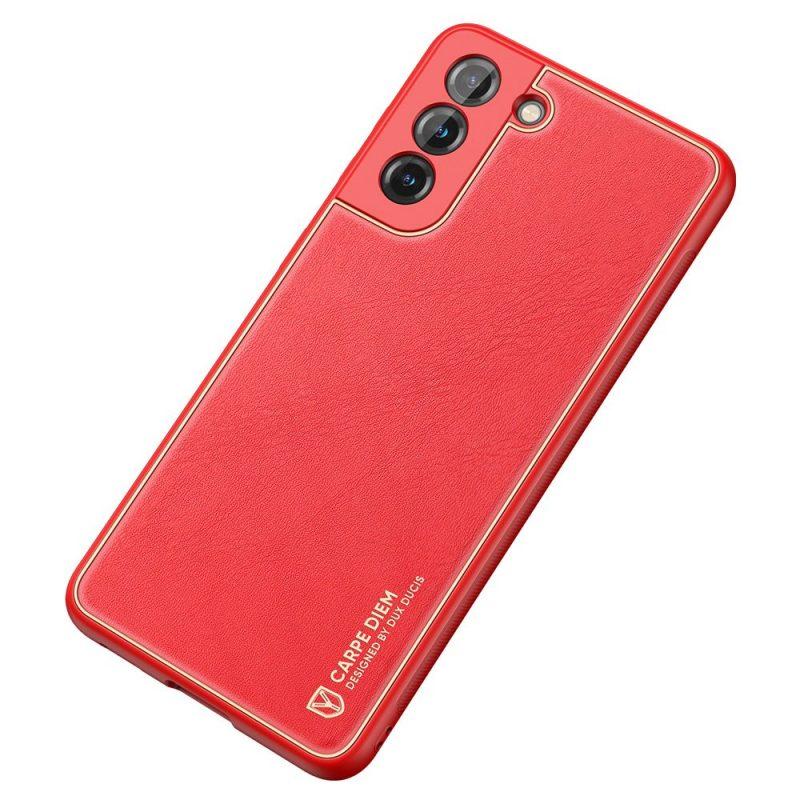 Kryt na Samsung Galaxy S21 Plus Červený
