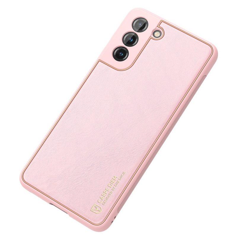 Kryt na Samsung Galaxy S21 Plus Ružový