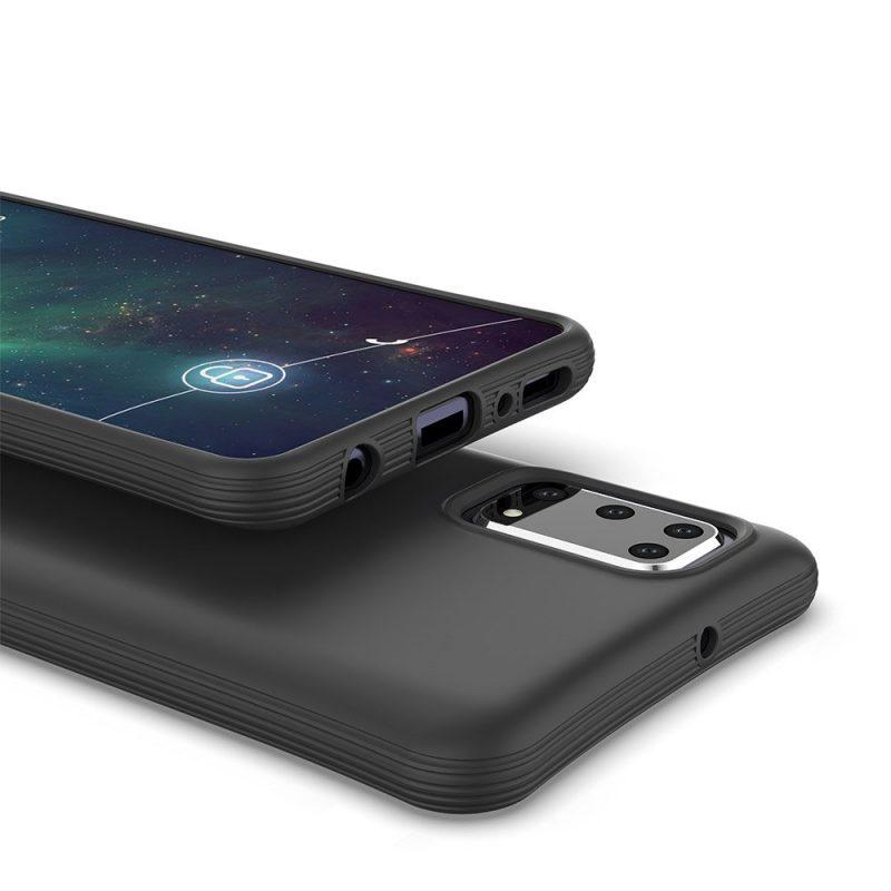 Silikónový kryt na Samsung Galaxy A41 Black