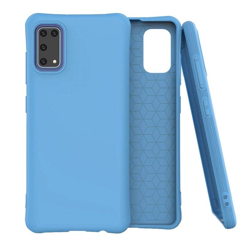 Silikónový kryt na Samsung Galaxy A41 Blue