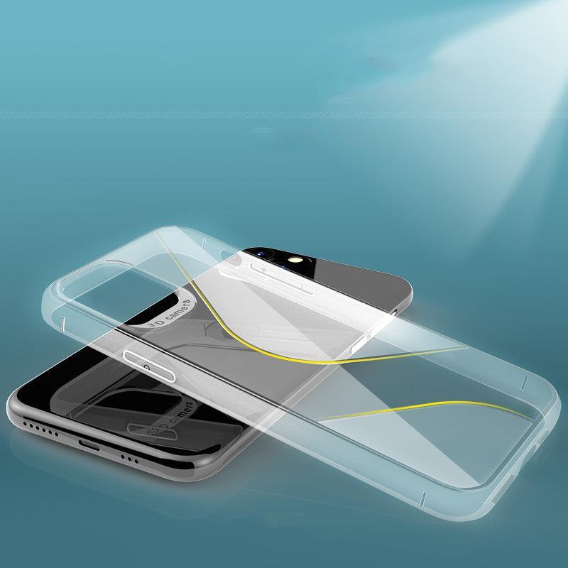 Silikónový kryt na Huawei P40 Lite Black