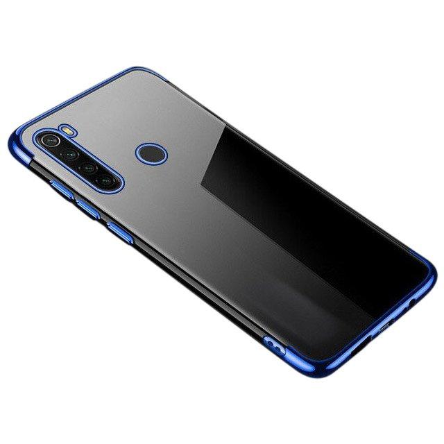 Silikónový kryt na Huawei P40 Modrý