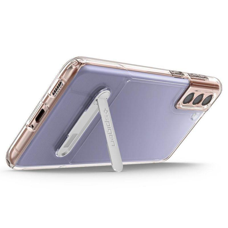 Slim Armor Essential kryt na Samsung Galaxy S21 Plus Clear