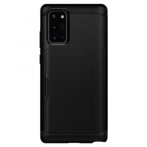 Kryty a obaly na Galaxy Note 20