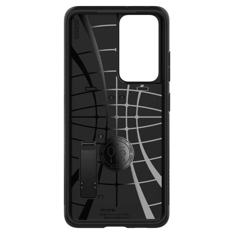 Slim Armor kryt na Samsung Galaxy S21 Ultra Black