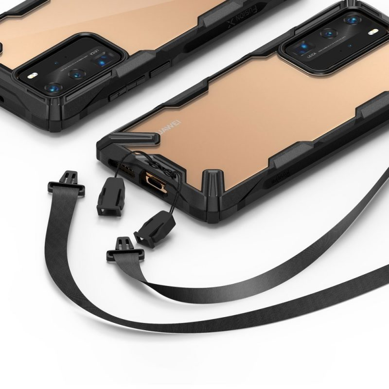 Super odolný kryt na Huawei P40 Pro Black