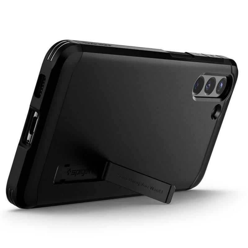 Tough Armor kryt na Samsung Galaxy S21 Plus Black