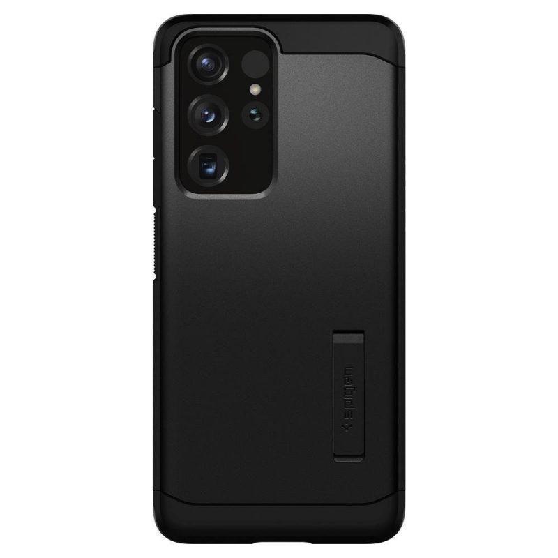 Tough Armor kryt na Samsung Galaxy S21 Ultra Čierny