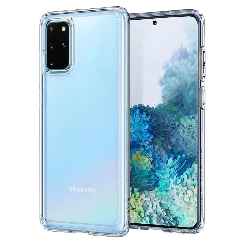 Ultra Hybrid kryt na Samsung Galaxy S20 Plus Crystal Clear