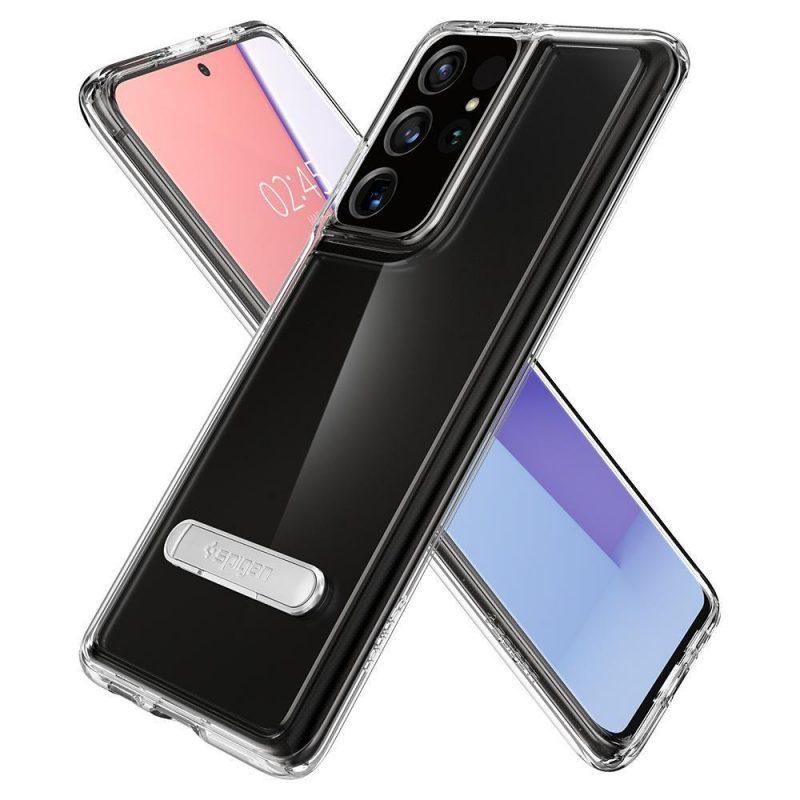 Ultra Hybrid S kryt na Samsung Galaxy S21 Ultra Crystal Clear
