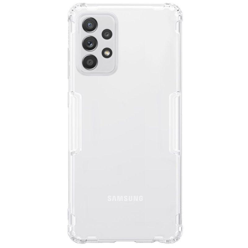 Ultra tenký kryt na Samsung Galaxy A72 Priehľadný