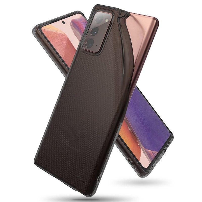 Ultra Tenký kryt na Samsung Galaxy Note 20 Black