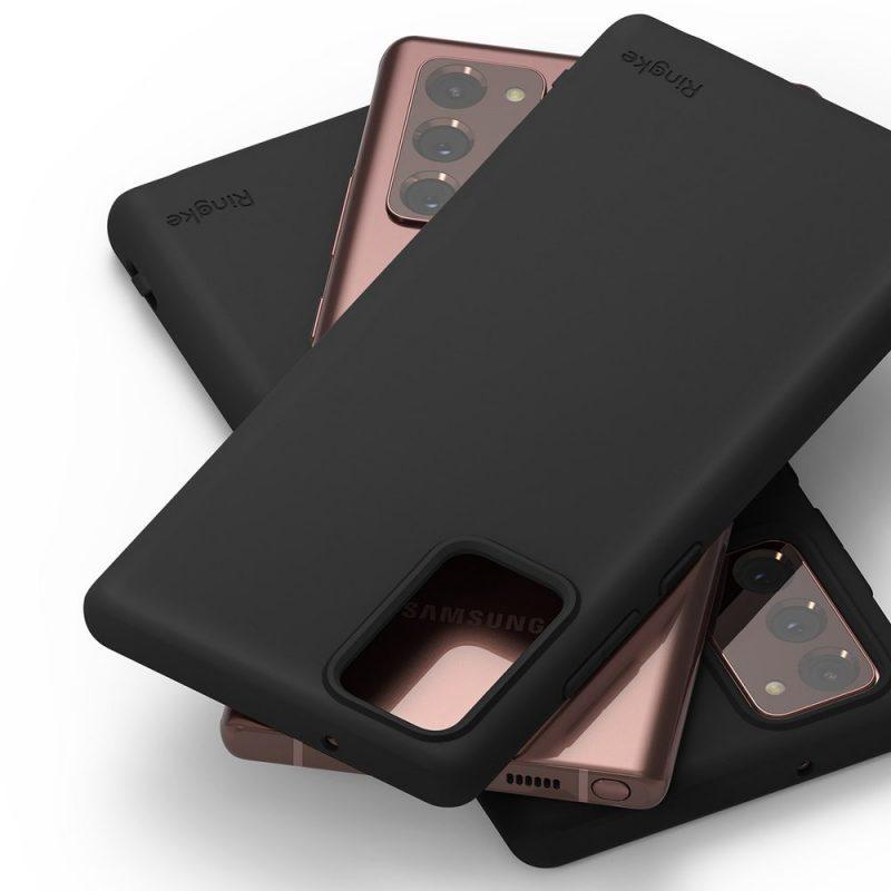 Ultra Tenký kryt na Samsung Galaxy Note 20 Čierny