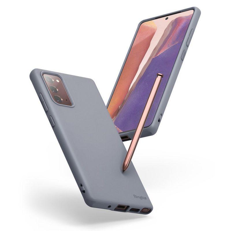 Ultra tenký kryt na Samsung Galaxy Note 20 Purple