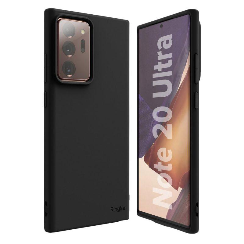 Ultra tenký kryt na Samsung Galaxy Note 20 Ultra Black