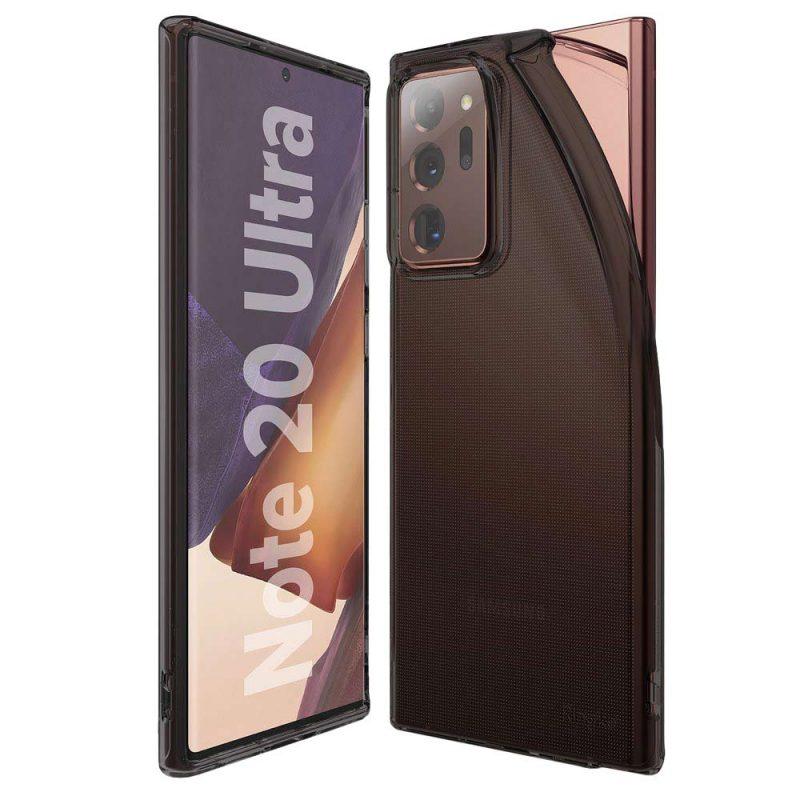 Ultra tenký kryt na Samsung Galaxy Note 20 Ultra Čierny