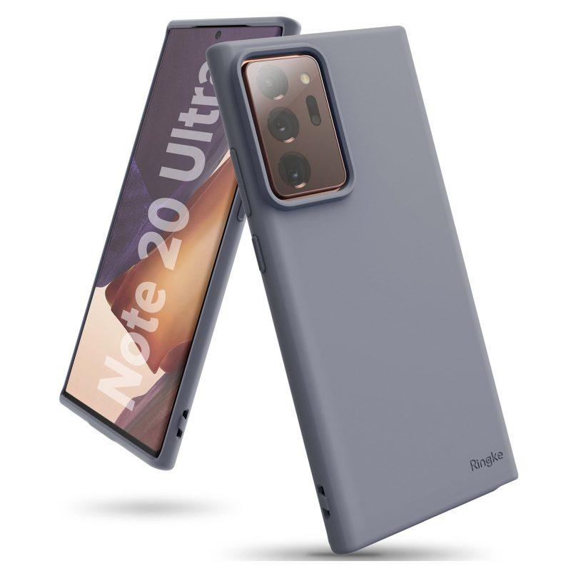 Ultra tenký kryt na Samsung Galaxy Note 20 Ultra Purple