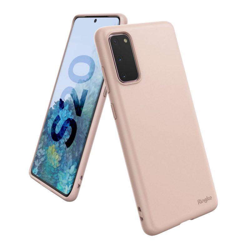 Ultra Tenký kryt na Samsung Galaxy S20 Pink