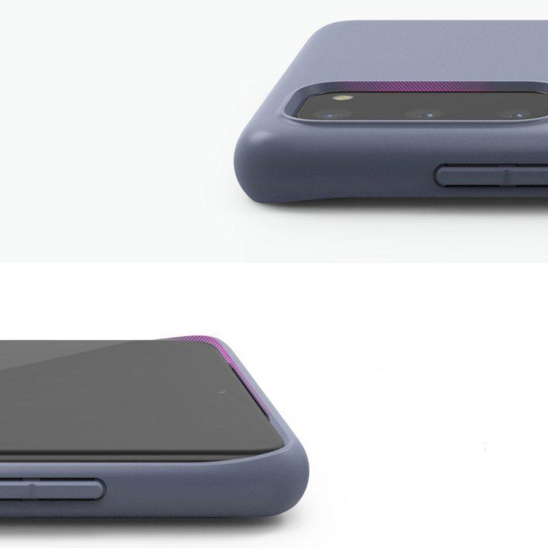 Ultra Tenký kryt na Samsung Galaxy S20 Purple