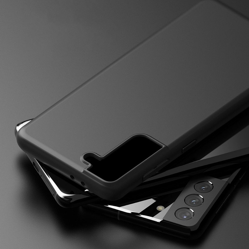 Ultra Tenký kryt na Samsung Galaxy S21 Plus Black