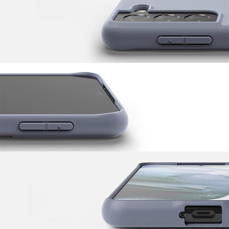 Ultra Tenký kryt na Samsung Galaxy S21 Plus Purple