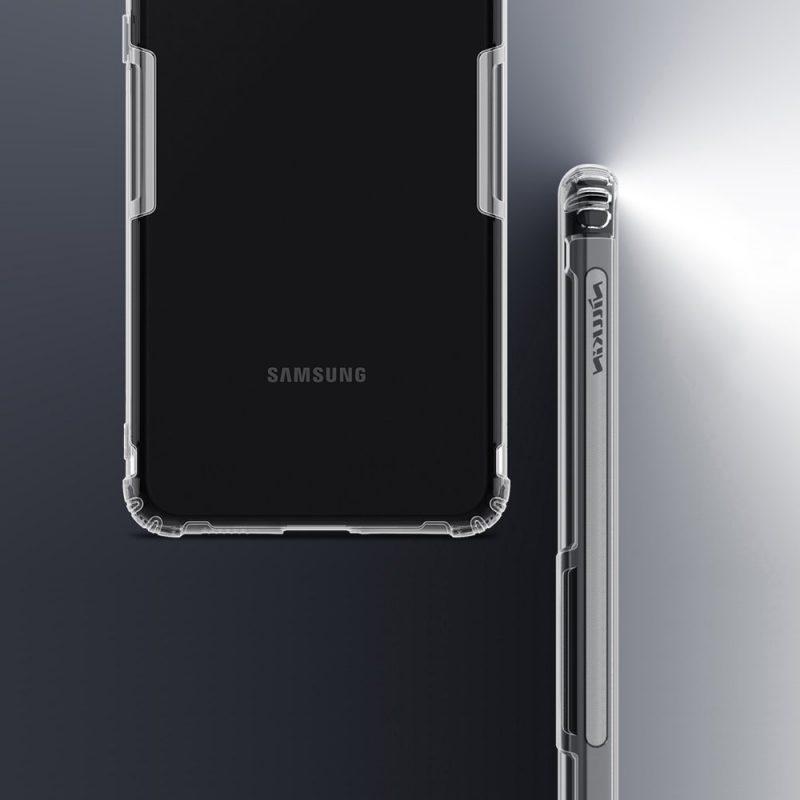 Ultra Tenký silikónový kryt na Samsung Galaxy S21 Plus
