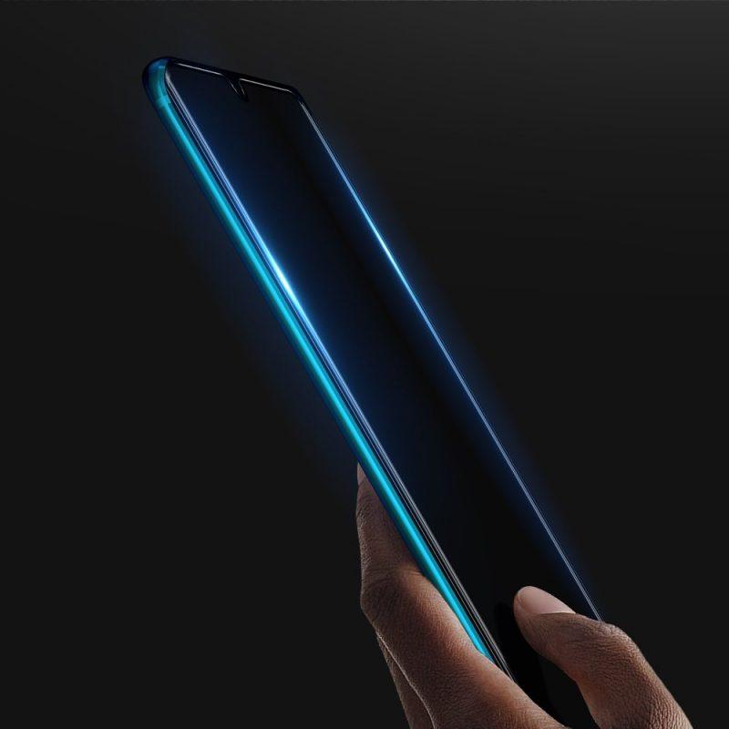 Ochranné 3D sklo na Xiaomi Mi Note 10/ Mi Note 10 Pro Black