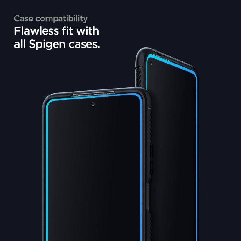 Ochranné 3D sklo na Xiaomi Mi 10T/ Mi 10T Pro Black
