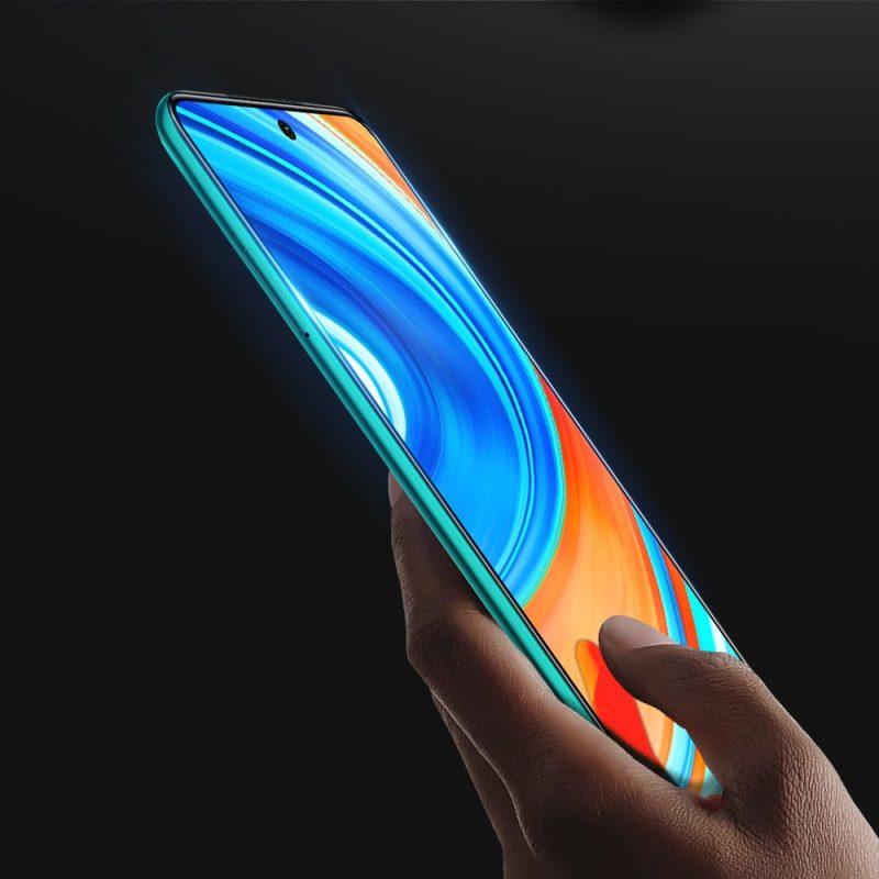 Ochranné 9D sklo na Xiaomi Redmi Note 9 Pro/ Redmi Note 9S Black