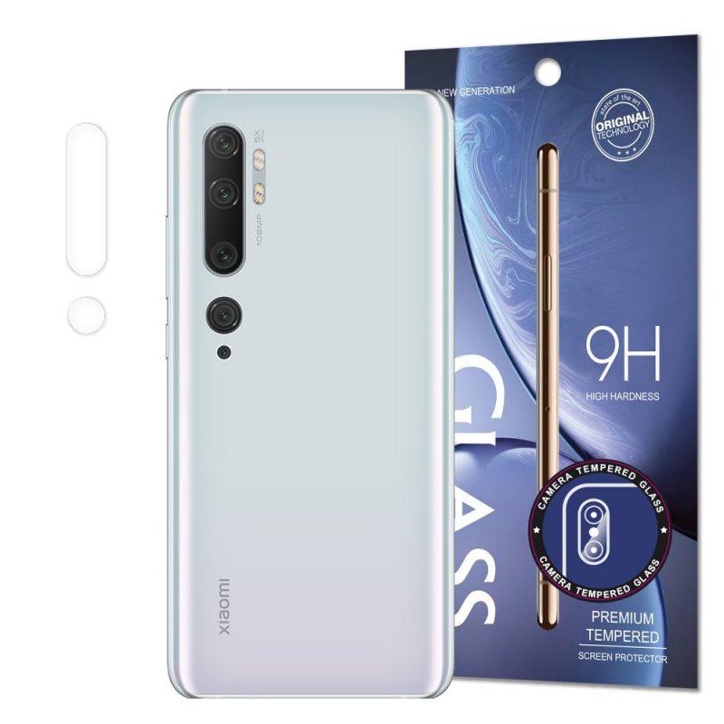 Ochranné 9H sklo na Fotoaparát Xiaomi Mi Note 10/ Mi Note 10 Pro