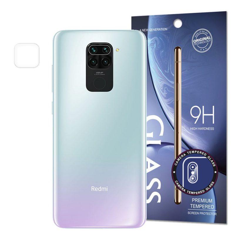 Ochranné 9H sklo na fotoaparát Xiaomi Redmi Note 9