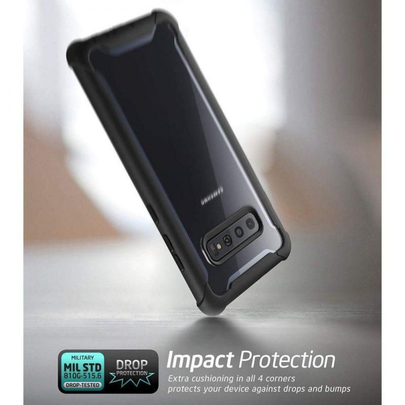 Iblsn Ares kryt na Samsung Galaxy S10 Plus Black