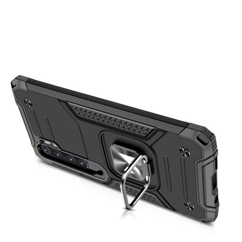 Ring Armor kryt na Xiaomi Mi Note 10 / Mi Note 10 Pro Black