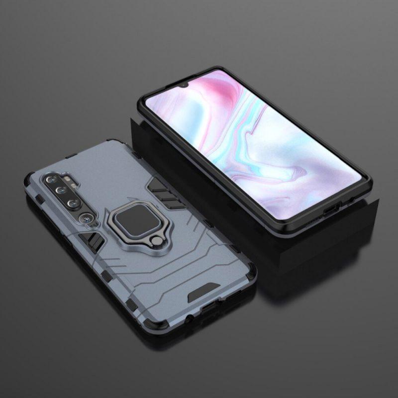 Ring Armor kryt na Xiaomi Mi Note 10 / Mi Note 10 Pro Blue