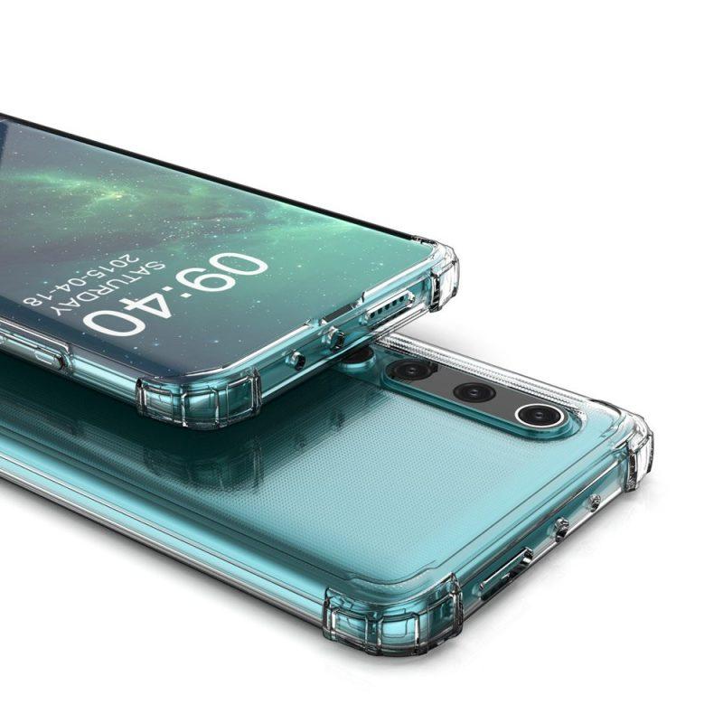 Anti Shock kryt na Xiaomi Mi 10 Pro/ Mi 10 Priehľadný