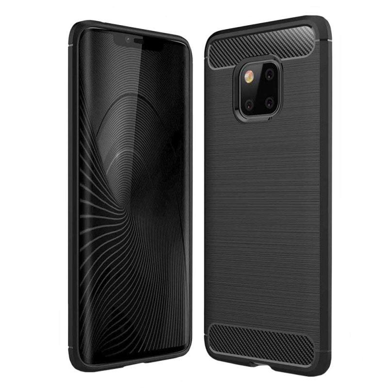 Carbon kryt na Huawei Mate 20 Pro Black
