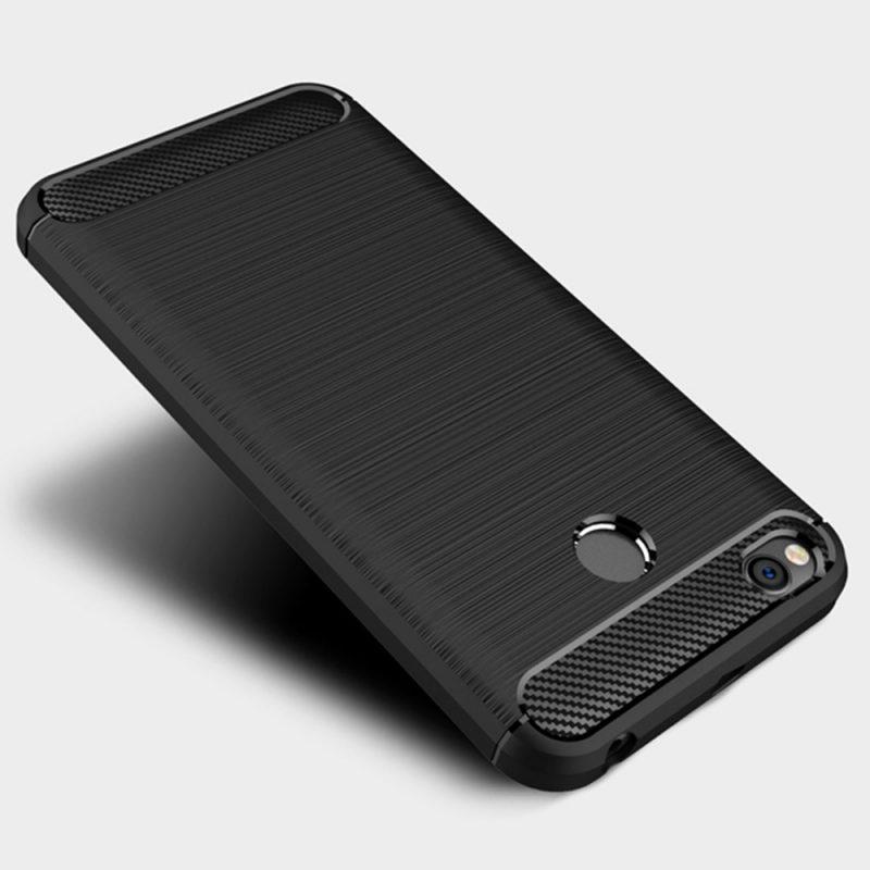 Carbon kryt na Huawei P20 Lite Black